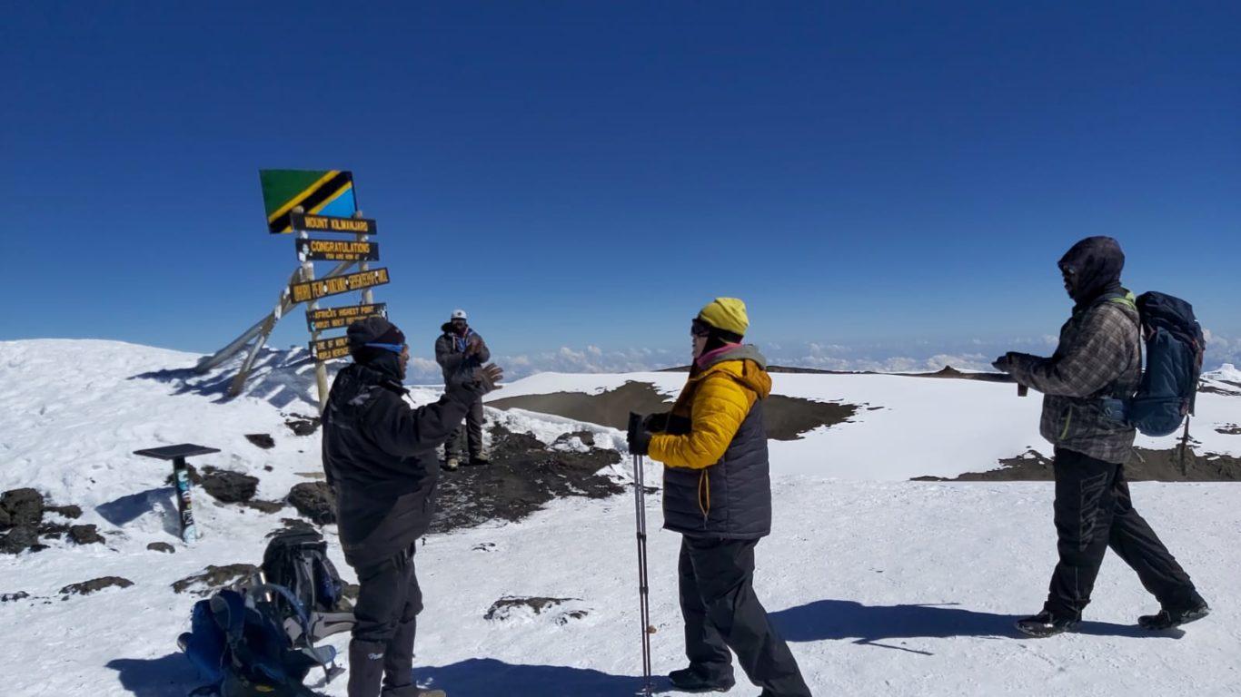 Vrh Kilimandžara
